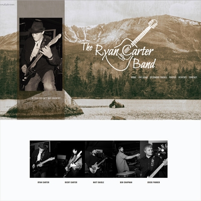 The Ryan Carter Band