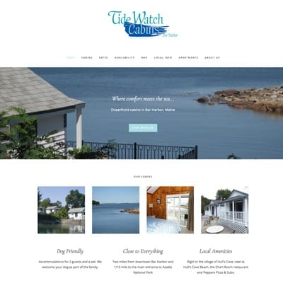 Tide Watch Cabins