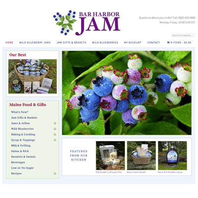 Bar Harbor Jam Company