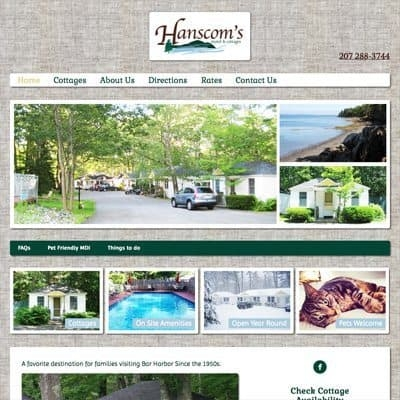 Hanscom's Motel & Cottages
